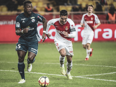Report: AS Monaco 1-5 Strasbourg