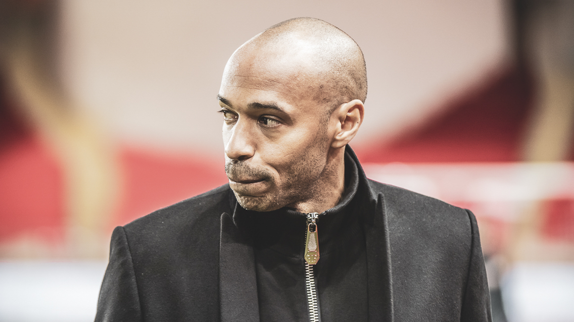 "Thierry Henry: ""Improve defense and work"""