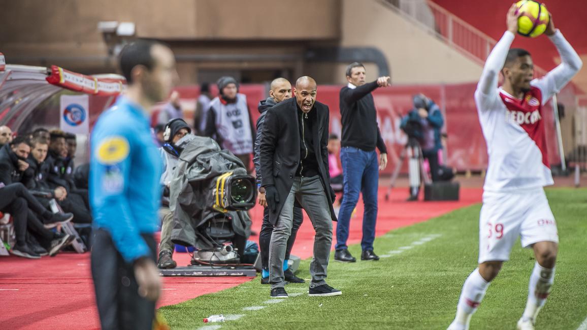 Thierry Henry: 'O mais importante é salvar o clube'