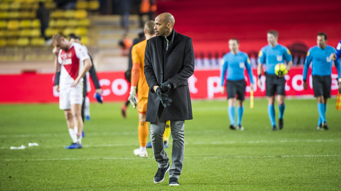 "Thierry Henry : ""We are trying to get out of this situation"""