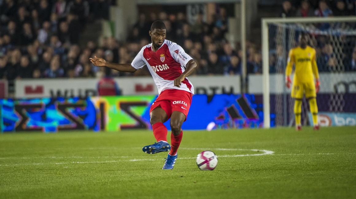 Almamy Touré à l'Eintracht Francfort