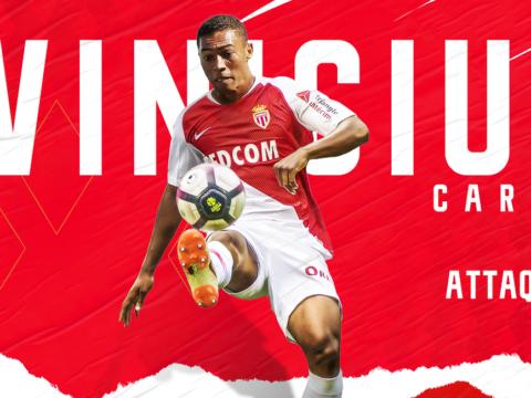 Carlos Vinícius joins AS Monaco