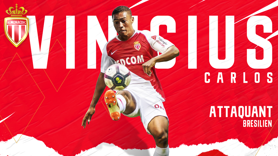 Carlos Vinícius joins AS Monaco