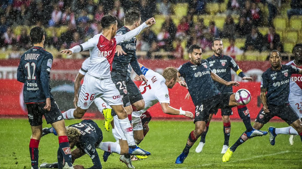 Dijon - AS Monaco le samedi 26 janvier à 20h