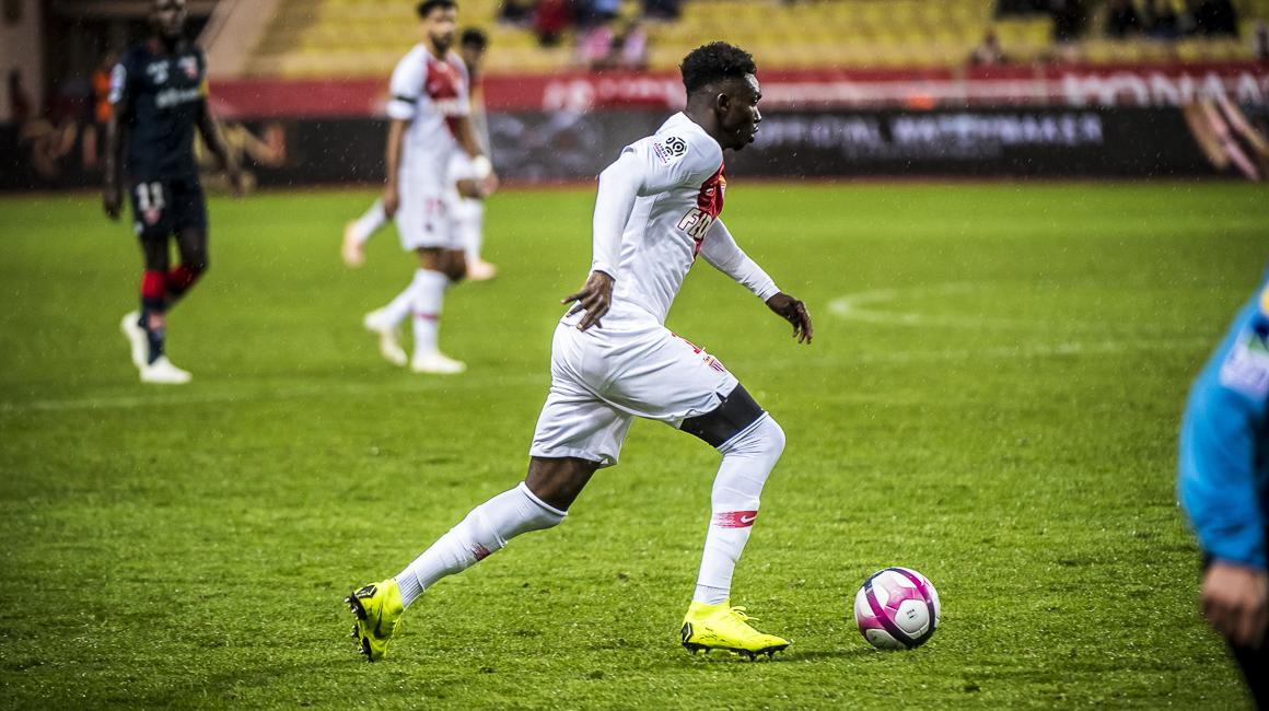 Adama Traoré prêté au Cercle Brugge