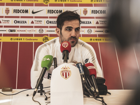 "Cesc Fàbregas: ""I'm fighting for AS Monaco"""
