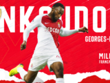 Georges-Kévin N'Koudou à l'AS Monaco