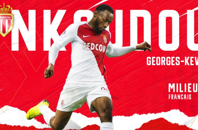 Georges-Kévin N'Koudou llega al AS Mónaco