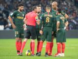 Mikael Lesage au sifflet contre Toulouse