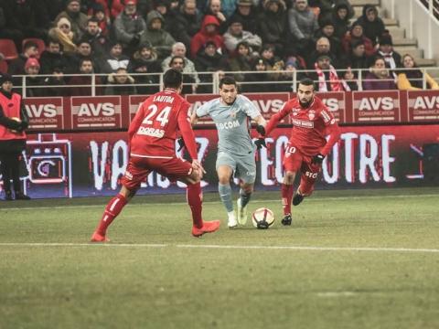 COMPTE-RENDU : Dijon FCO 2 - 0 AS Monaco