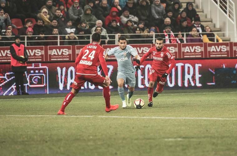 Report: Dijon FCO 2 - 0 AS Monaco