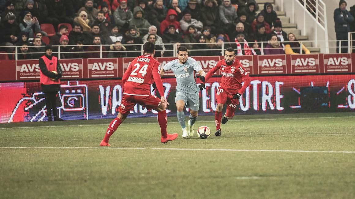 CRÔNICA DE JOGO: Dijon FCO 2 - 0 AS Monaco