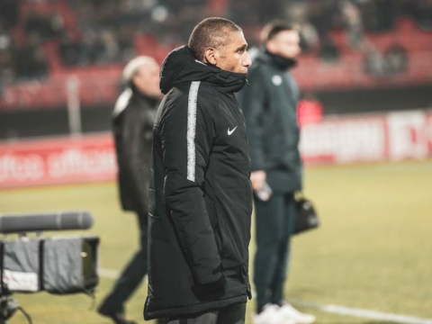 "Franck Passi: ""Hace falta un detonador rápidamente"""
