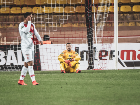 El AS Monaco eliminado de la Coupe de France