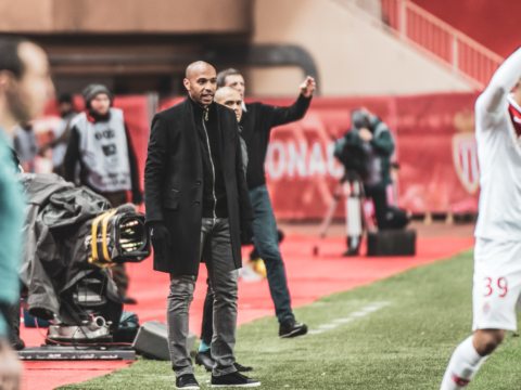 Live : Suivez la conférence d'après-match de Thierry Henry