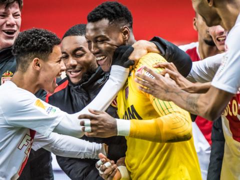 AS Monaco - Stade Rennais (1-1, 8-7 tab)