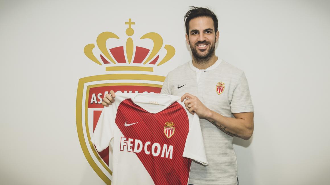 Cesc Fabregas : » Impatient de débuter avec l'équipe «