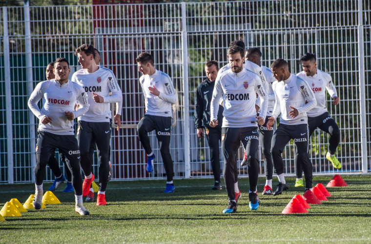 Group: With Falcao and the new additions in Marseille