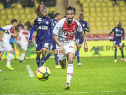 Gelson Martins no AS Monaco