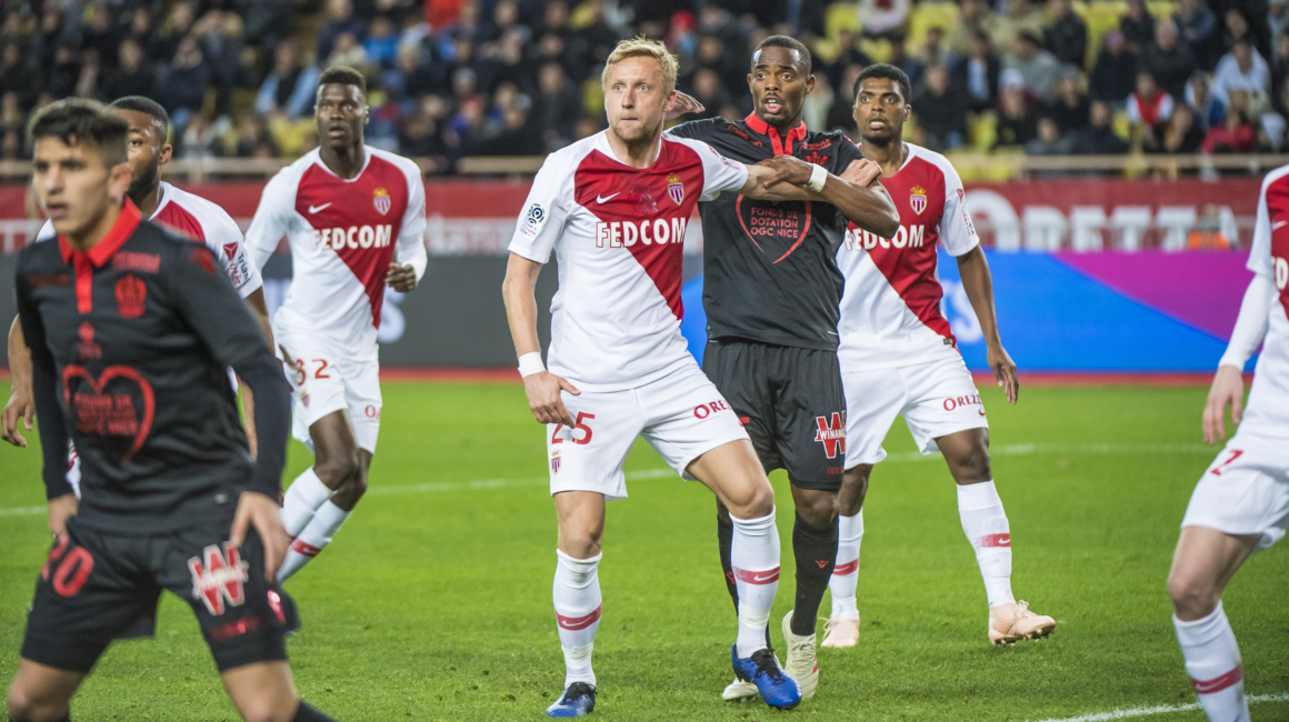 AS Monaco 1-1 OGC Nice, le film du match