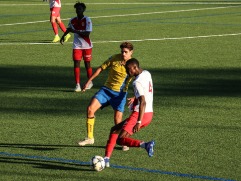 U19 : AS Monaco 3-1 SC Toulon