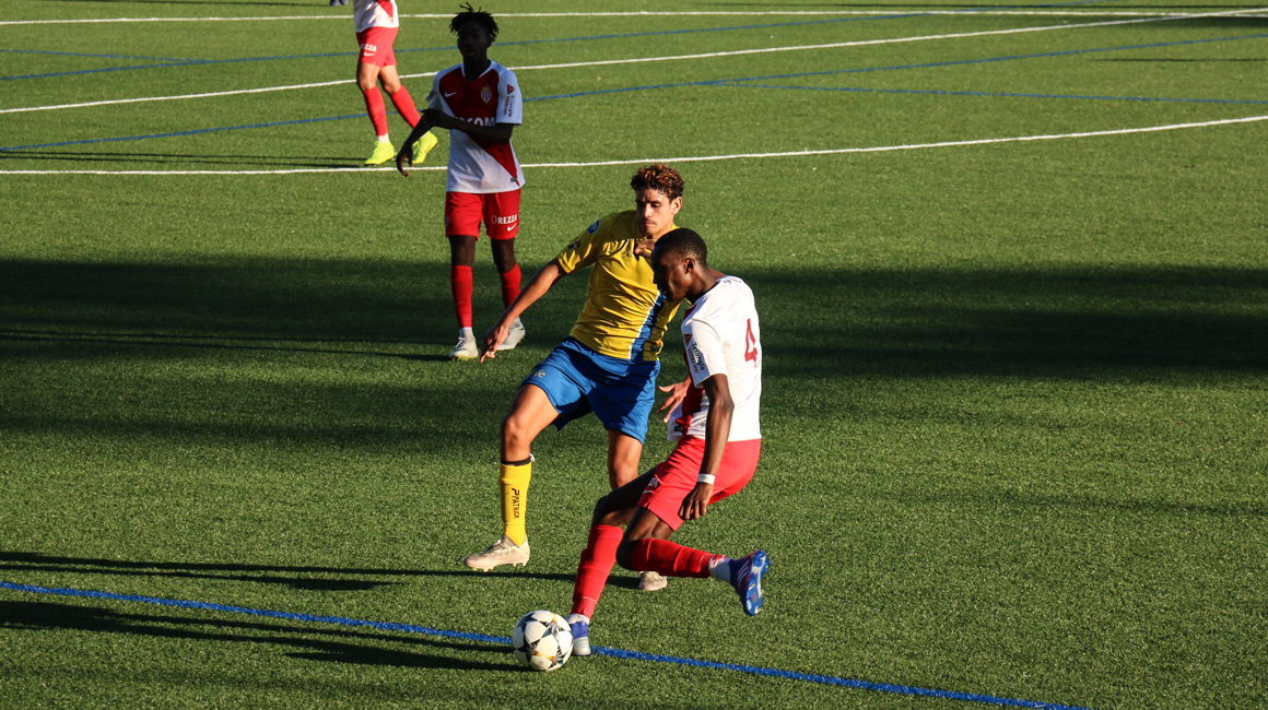U19 : AS Monaco 3-1 SC Toulon