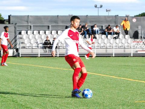 LIVE N2 : AS Monaco - OL