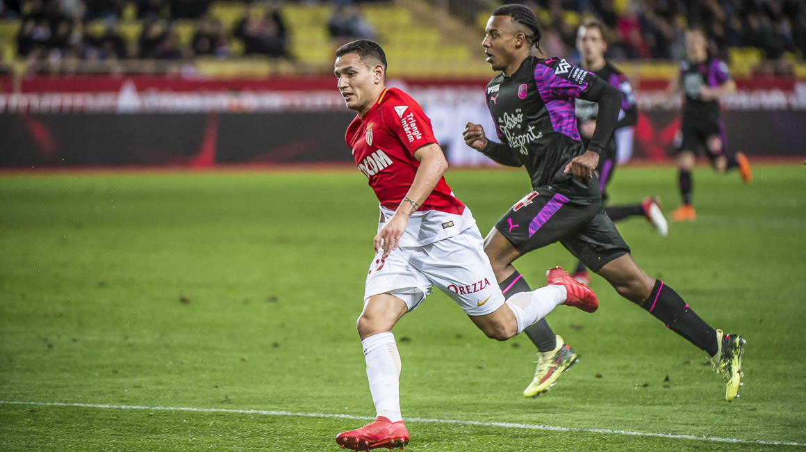 AS Monaco - Bordeaux programmé le 9 mars à 20h