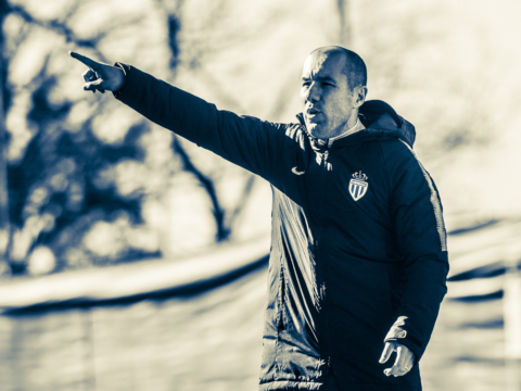 "Leonardo Jardim: ""The head on the shoulders"""