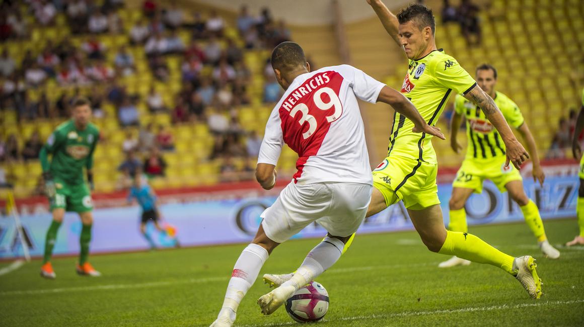 Angers - AS Monaco, le samedi 2 mars