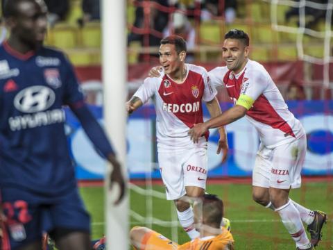 AS Monaco – Olympique Lyonnais (2-0)