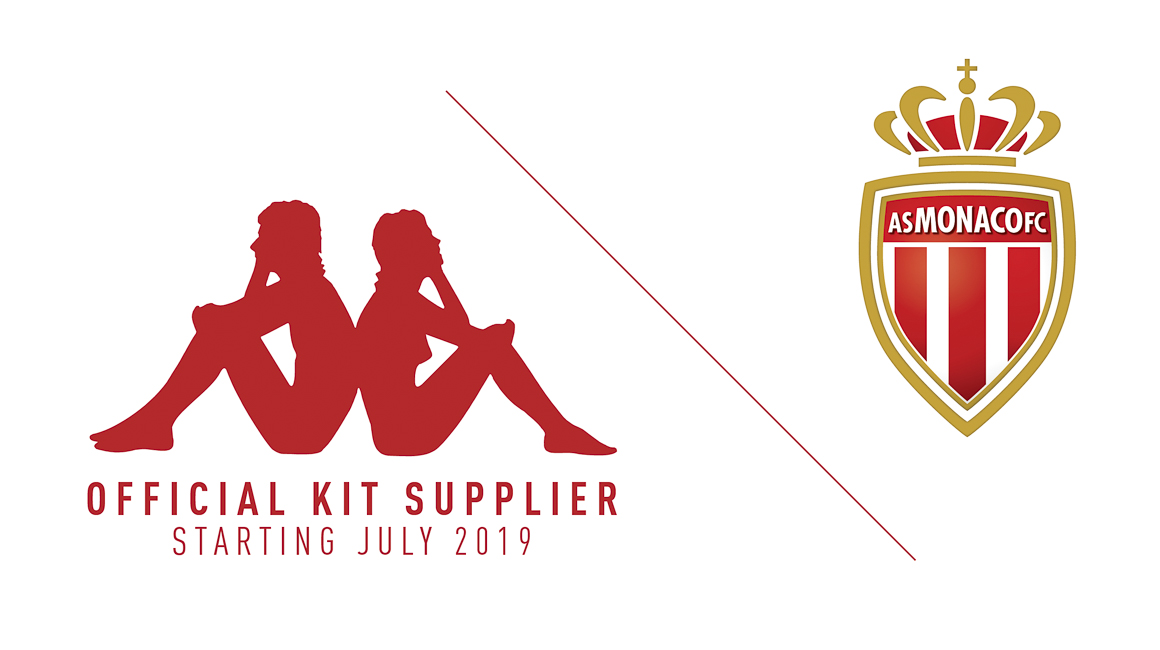AS Monaco and Kappa unveil their upcoming collaboration