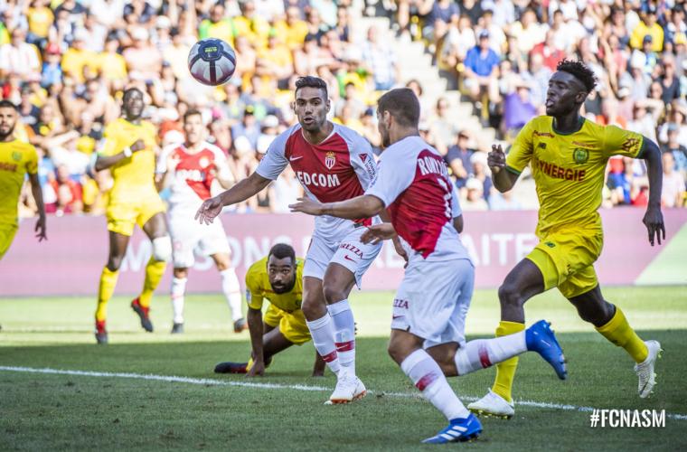 AS Monaco - FC Nantes in five stats