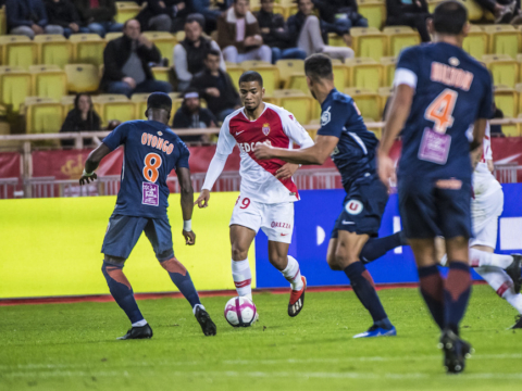 Montpellier - AS Monaco en cinq stats