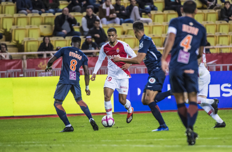 Montpellier - AS Monaco en cinco estadísticas