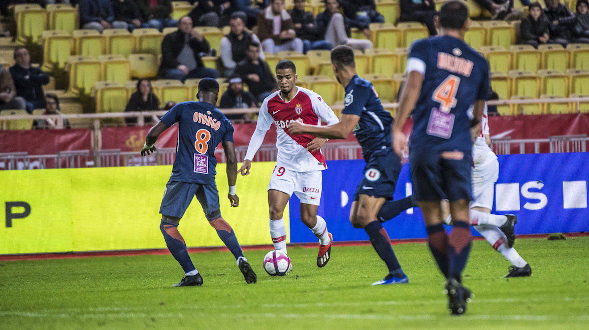 Montpellier - AS Monaco in five stats