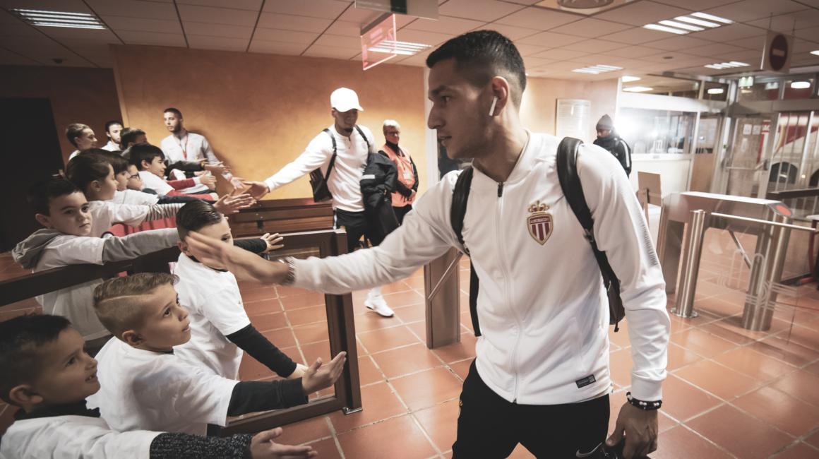 Le XI de départ face à Toulouse