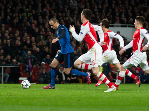 HIGHLIGHTS : Arsenal 1-3 AS Monaco