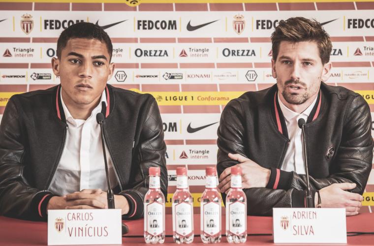 """Adrien Silva : """"Um período muito importante para o clube"""""""