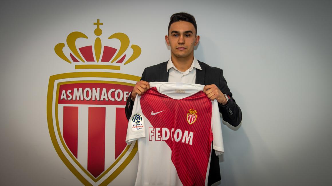 Amilcar Silva signe son premier contrat pro