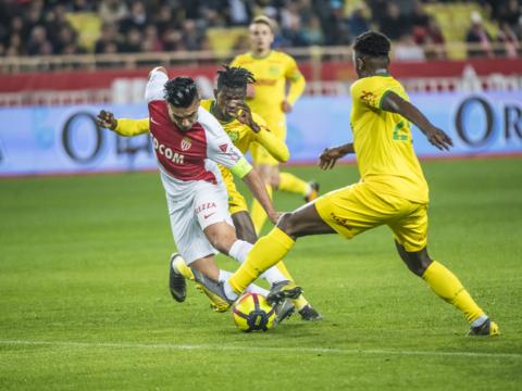 Les stats de la victoire face à Nantes