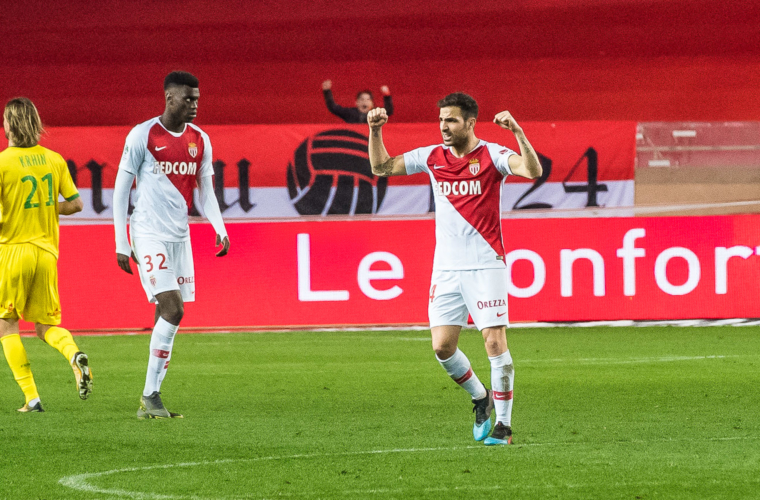 AS Monaco - Nantes : retour en images sur la victoire