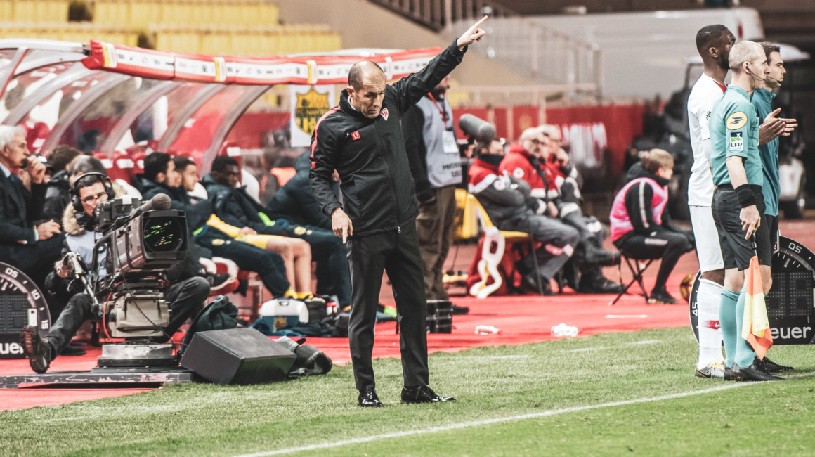 "Leonardo Jardim: ""We played like a real team"""