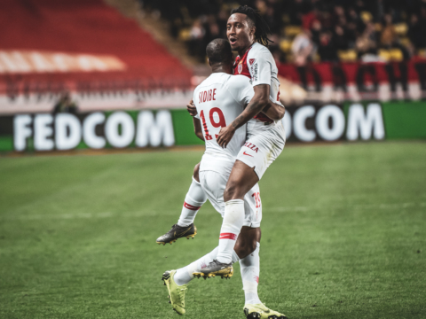 El AS Monaco se confirma ante el Lyon