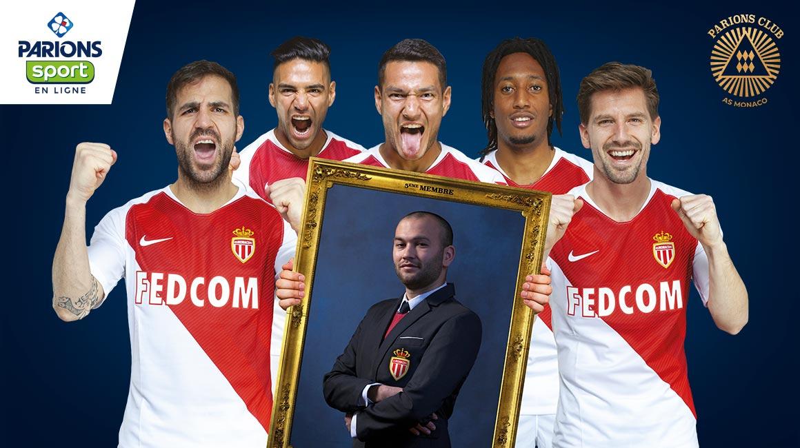 Devenez le joueur le plus coté de l'AS Monaco !