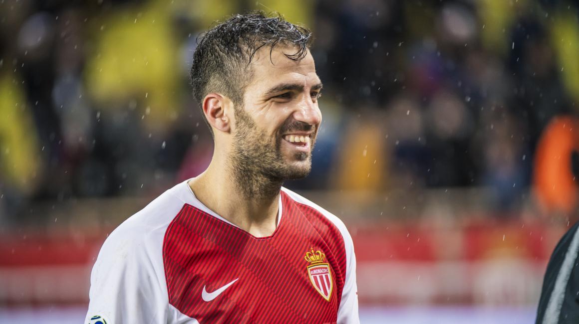 Premier but en Ligue 1 pour Cesc Fàbregas