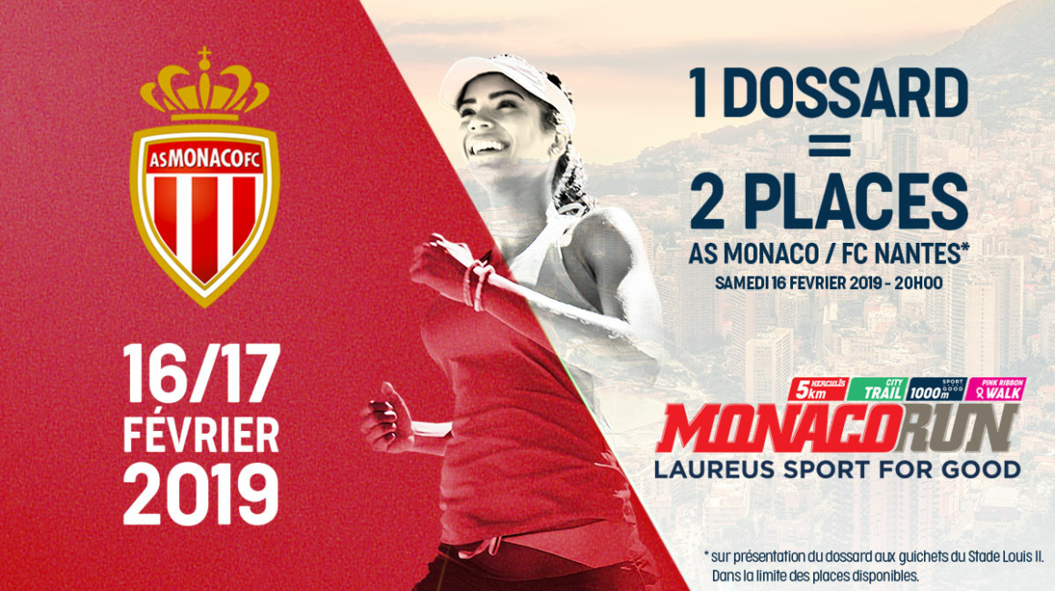 Participez au Monaco Run