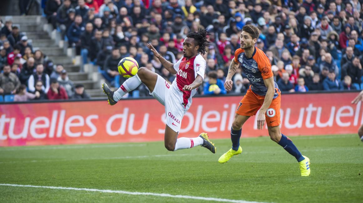 Premier but pour Gelson Martins en Rouge et Blanc