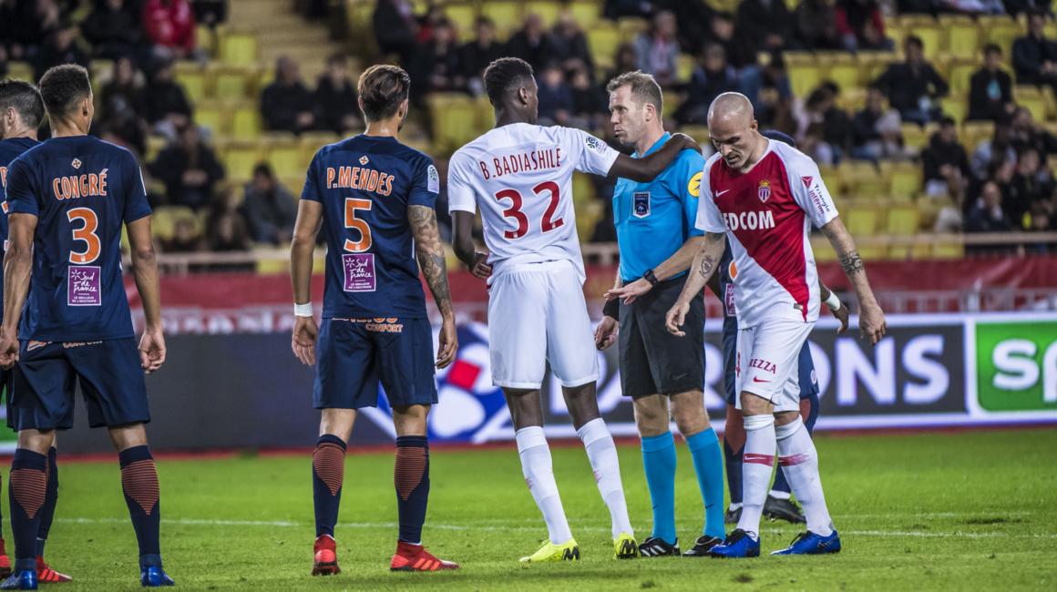 Olivier Thual au sifflet face à Nantes