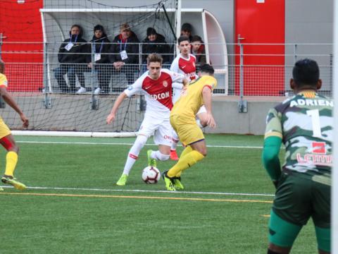 HIGHLIGHTS N2 : AS Monaco 3-2 FC Martigues